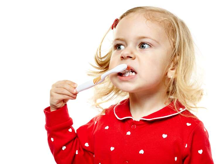 Start early to avoid tooth decay problems