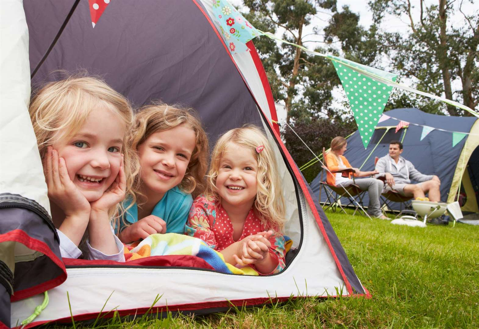 Half-term camping? Then don't miss out on these deals