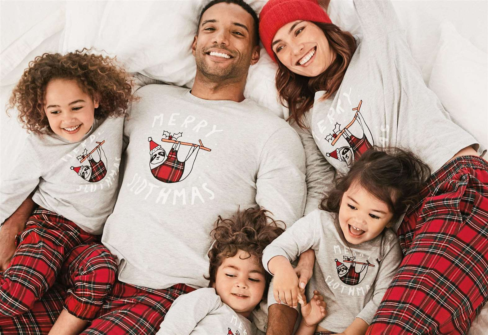 The ultimate PJs for twinning families this Christmas
