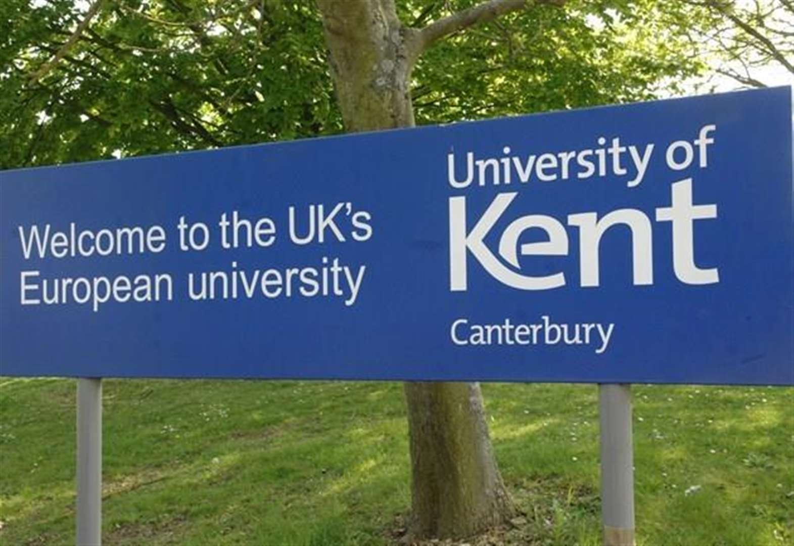 University of Kent drops out of top 50