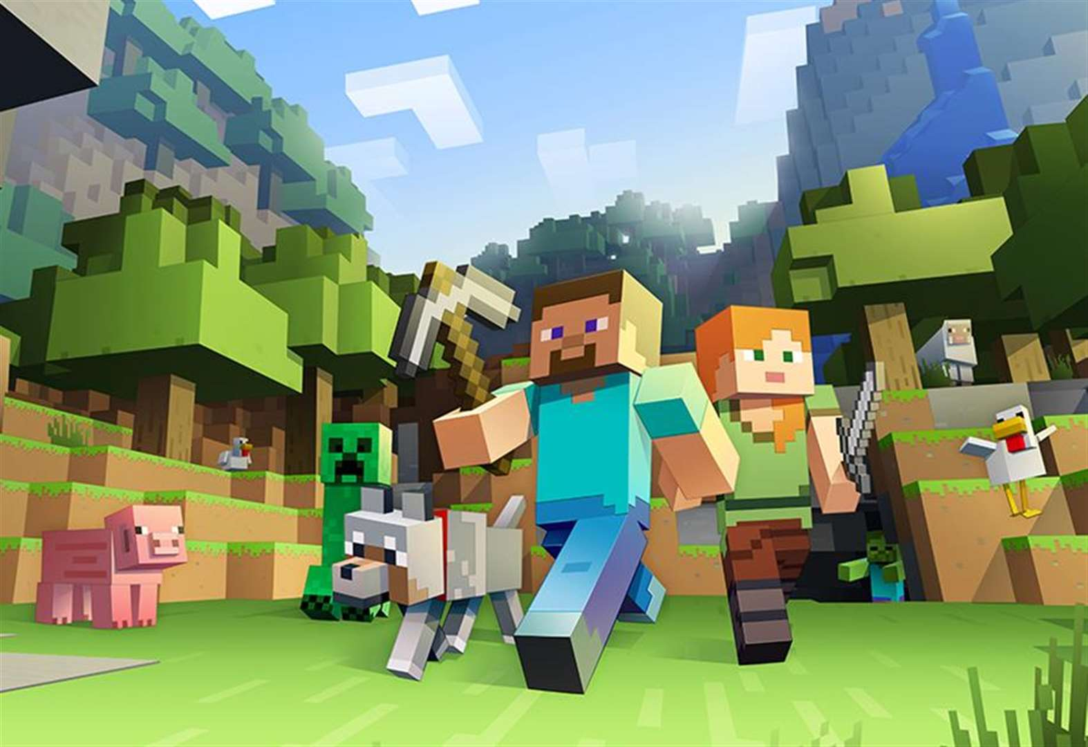 Popular Minecraft event MineVention coming to Kent