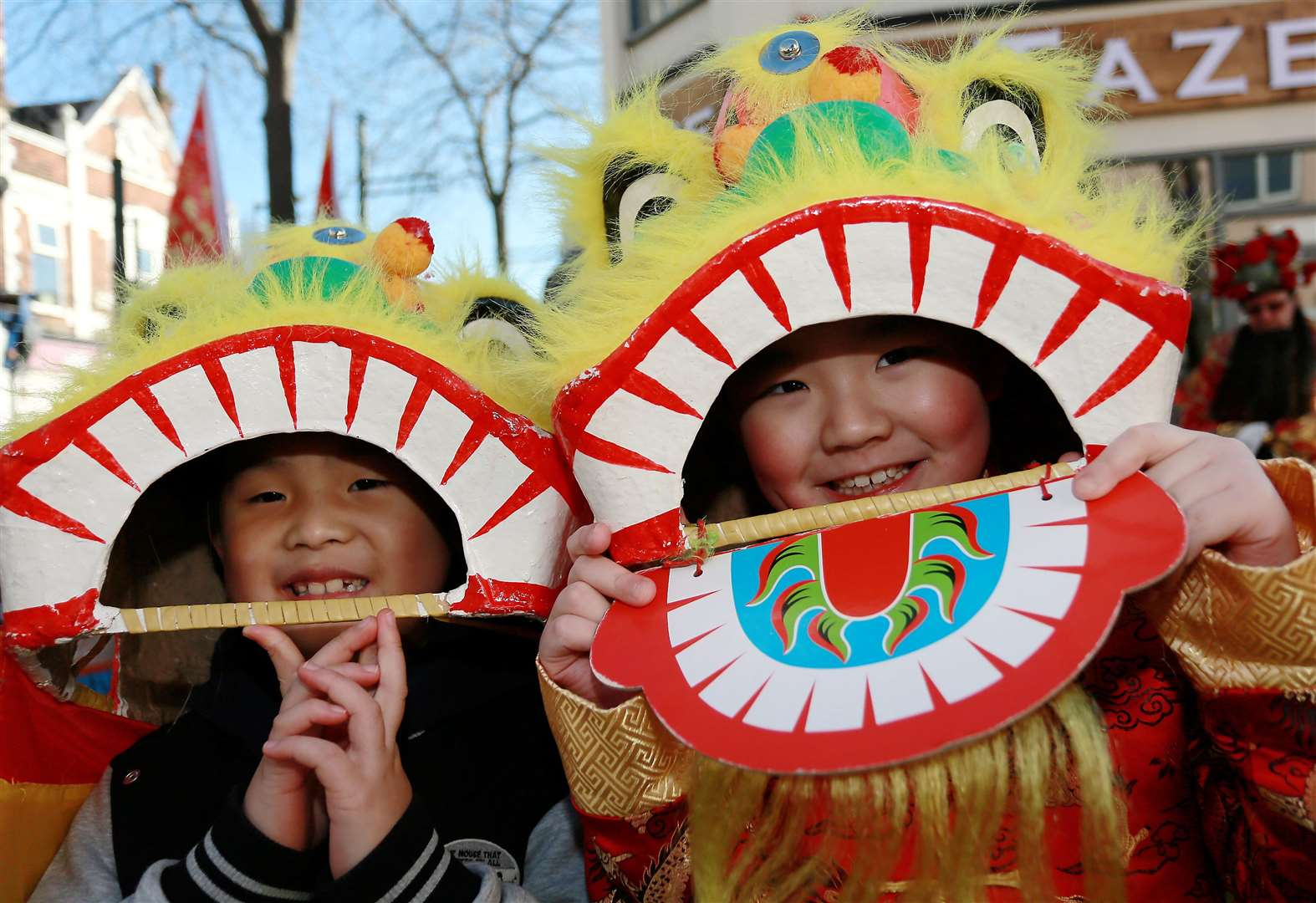 Celebrate Chinese New Year in Kent