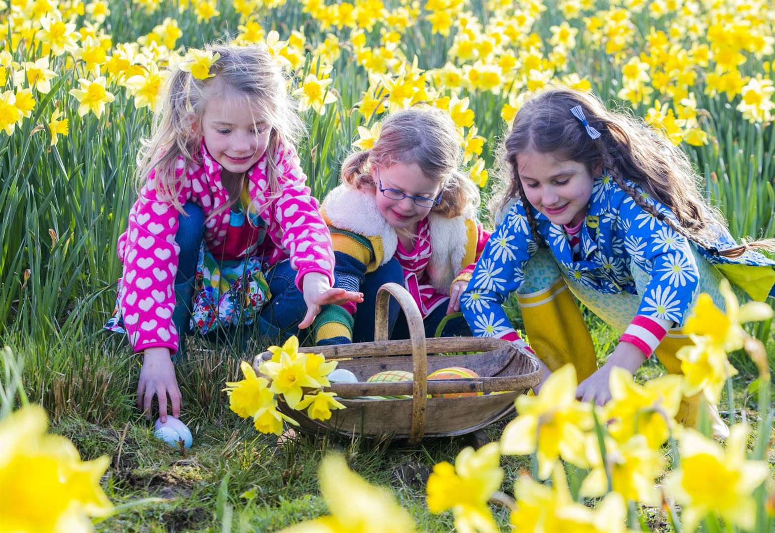 Easter events straight to your inbox