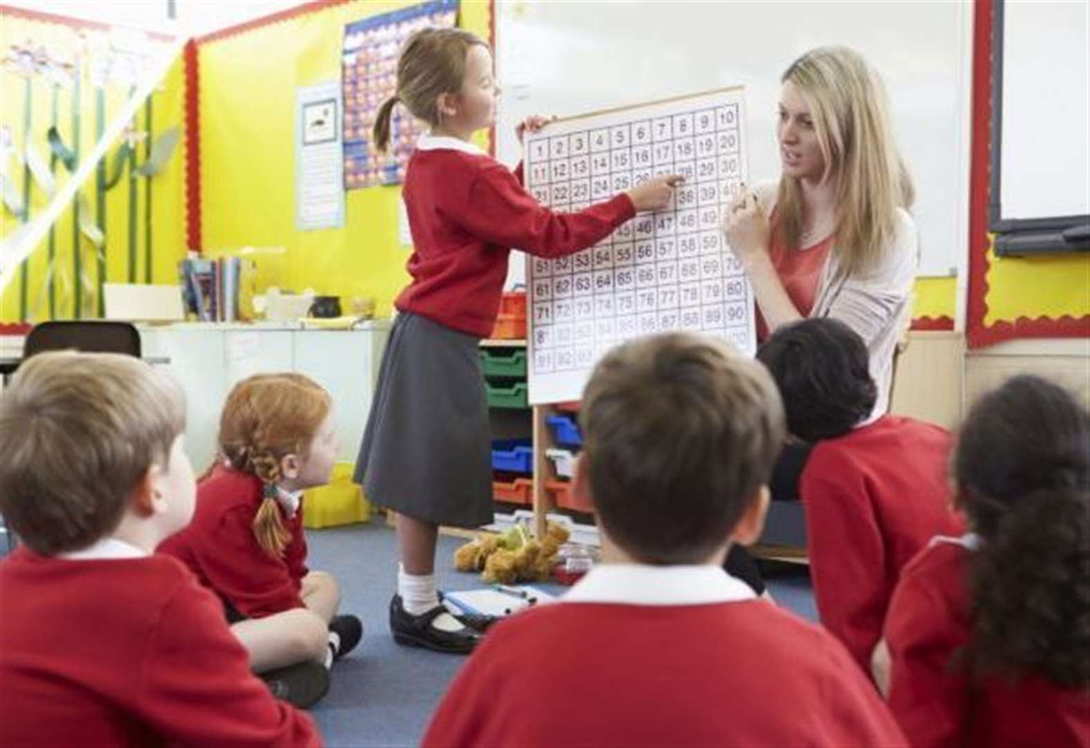 Primary school places revealed by council
