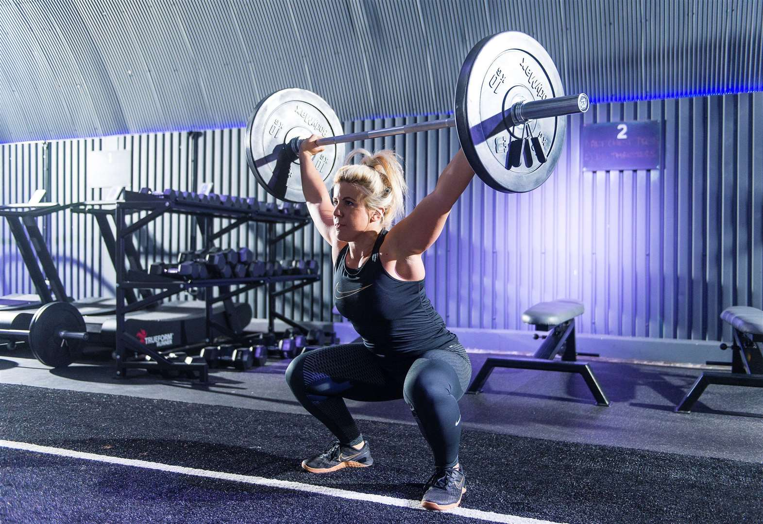 Why more women than ever are discovering the joy of weight training