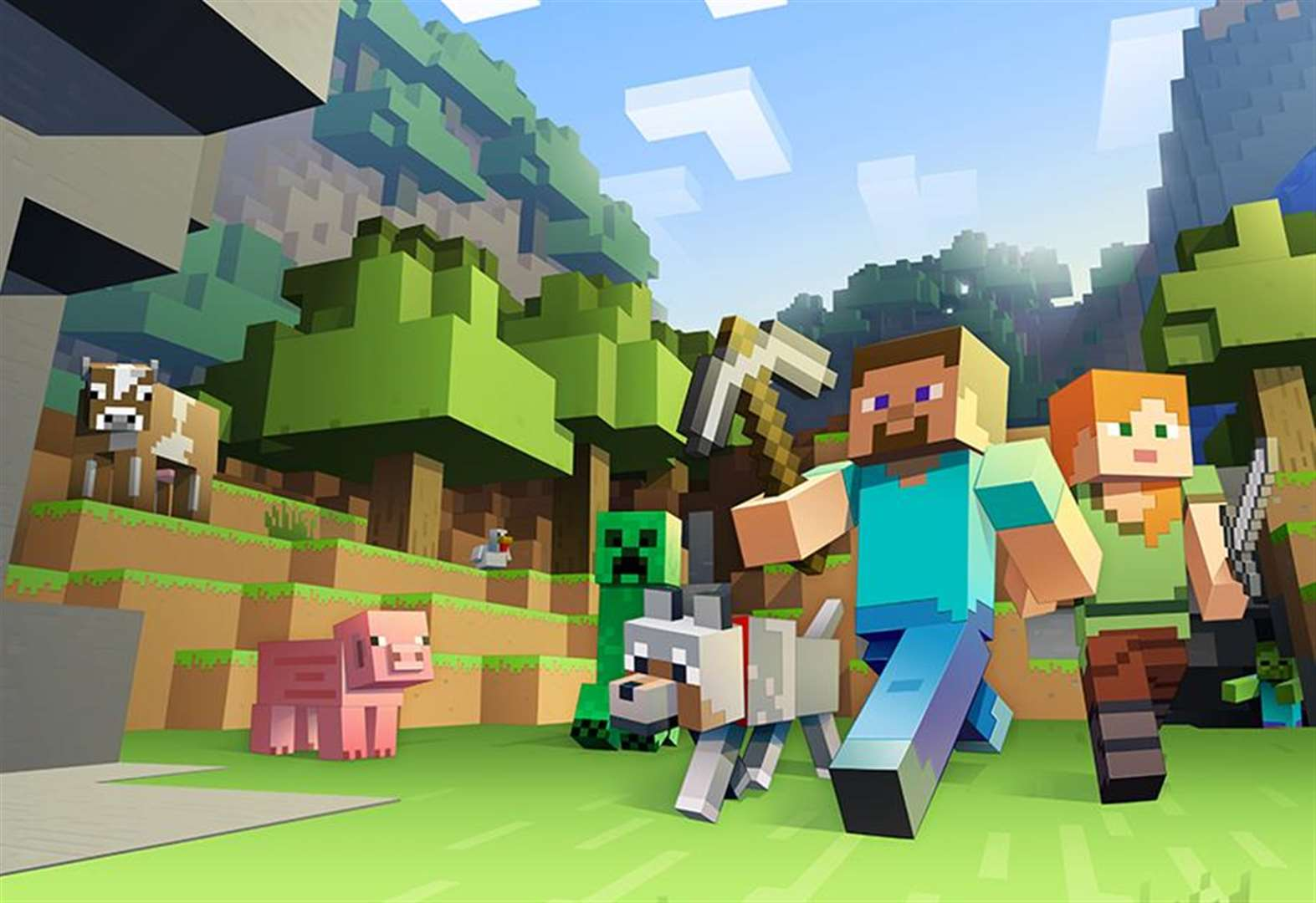 Win tickets to top Minecraft event