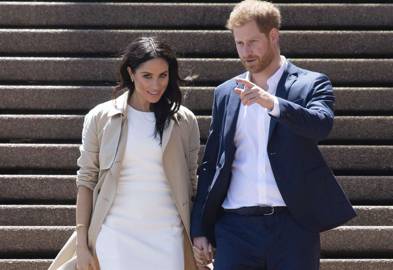 Maternity fashion lessons Meghan can learn from other royals