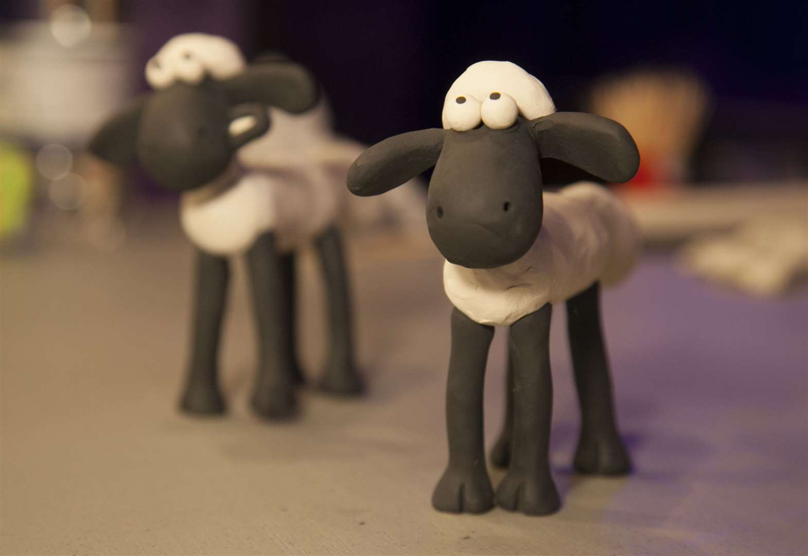 Make your own Shaun the Sheep in half term