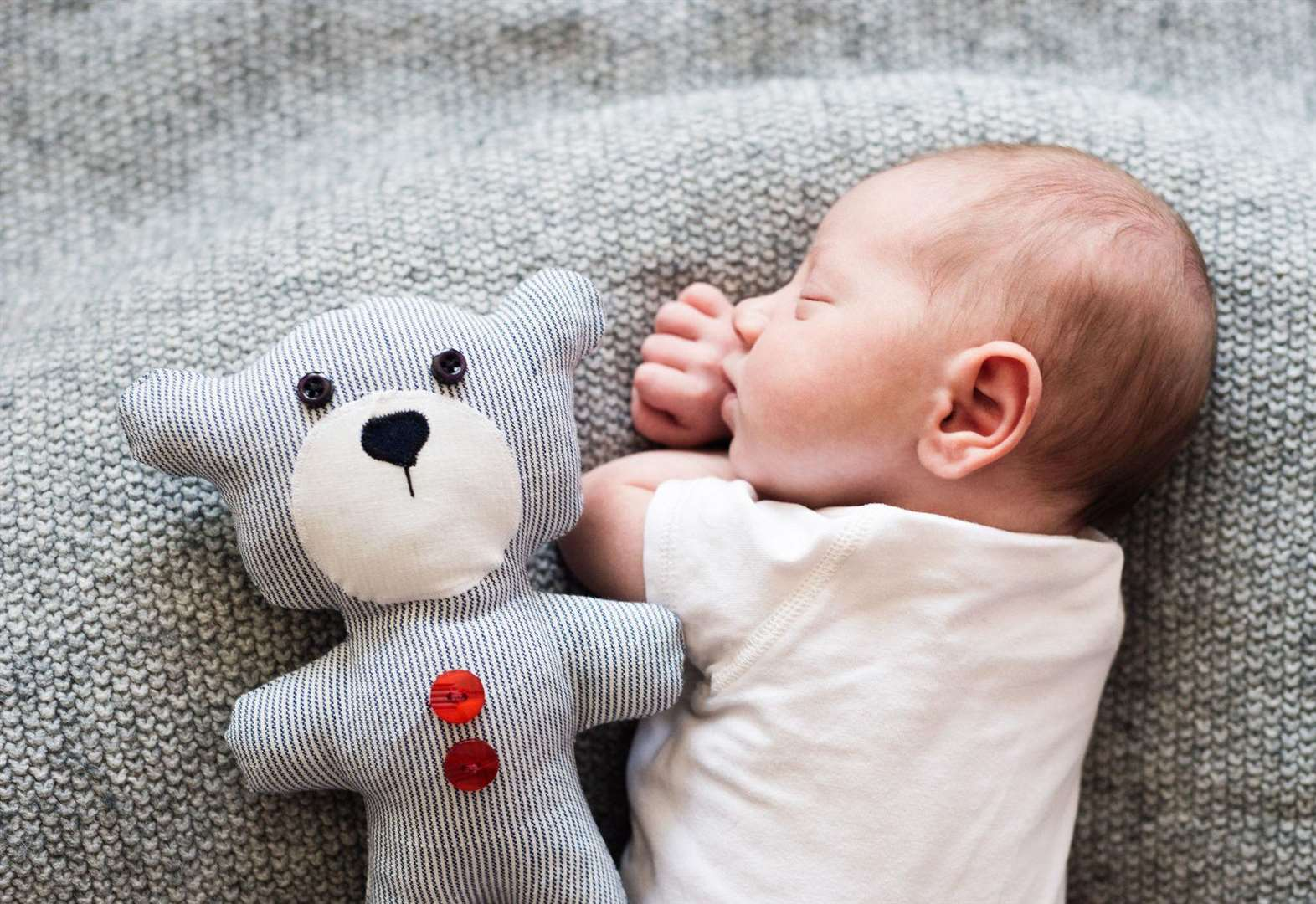 Ask the expert: What are the best ways to help a new baby sleep?