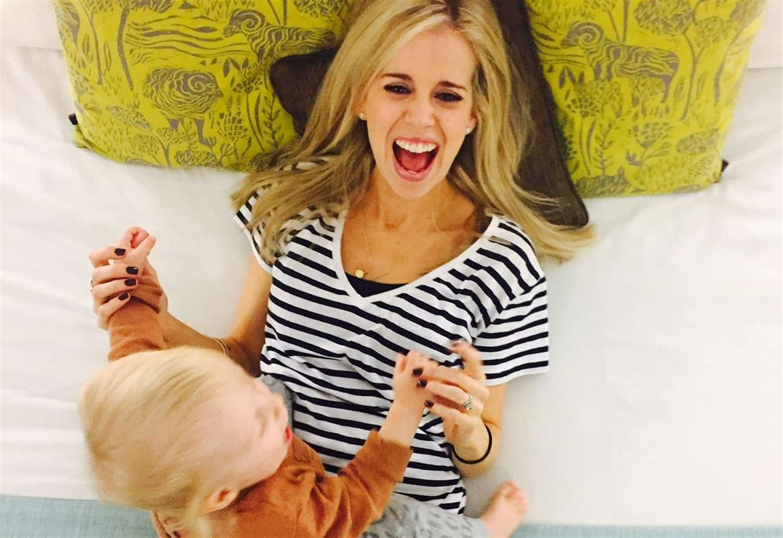 Charlie O'Brien blog: 10 things I'll miss about having a baby