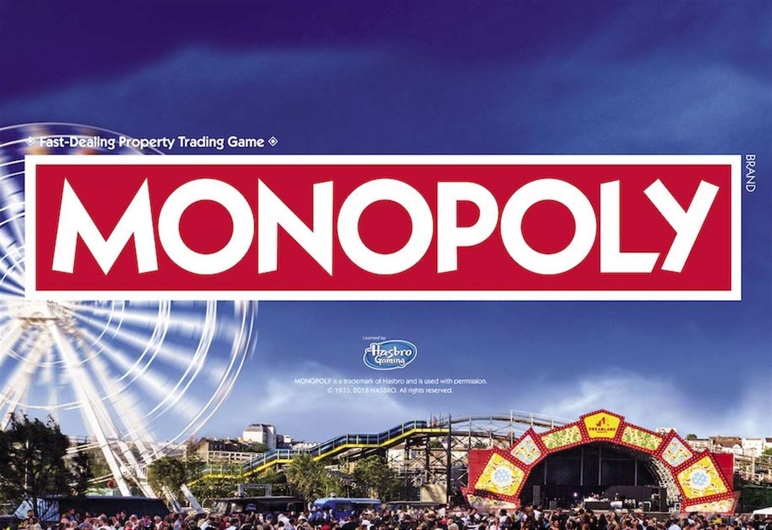 Monopoly mania in Margate