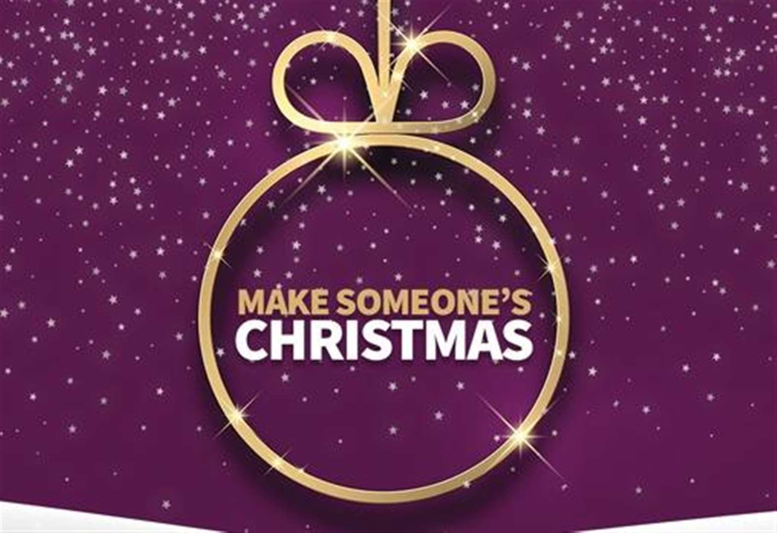 Do you want to Make Someone's Christmas?