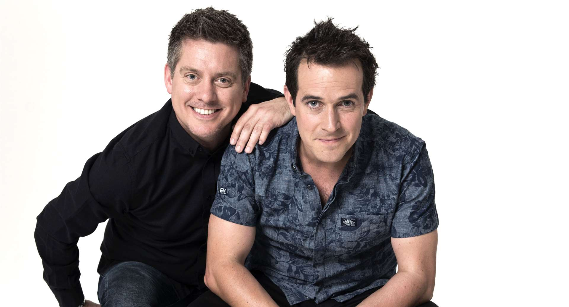 Dick and Dom are in Canterbury