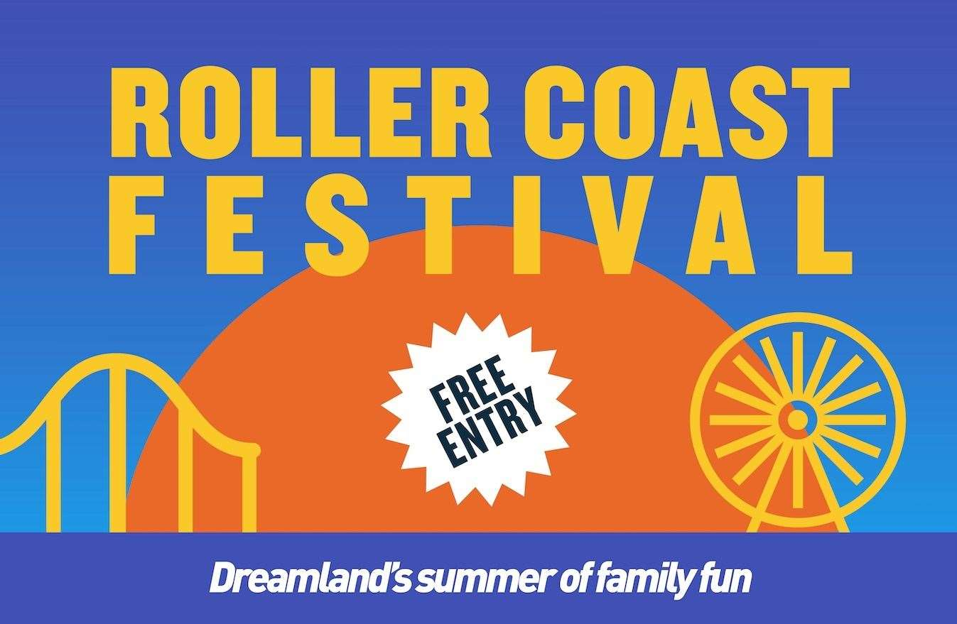 Roller Coast Festival takes place throughout the holidays