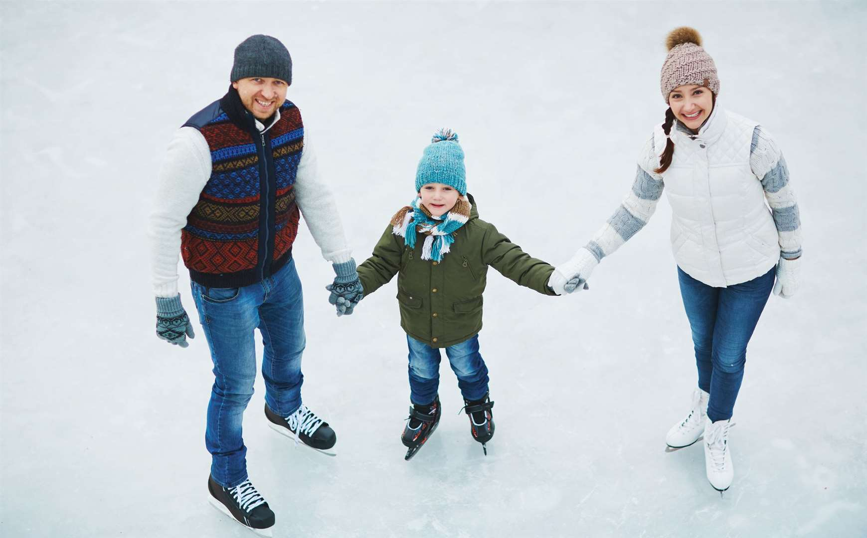 Ice skating for all ages will be on offer with Skate in Tunbridge Wells