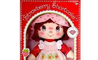 Strawberry Shortcake is 40-years-old