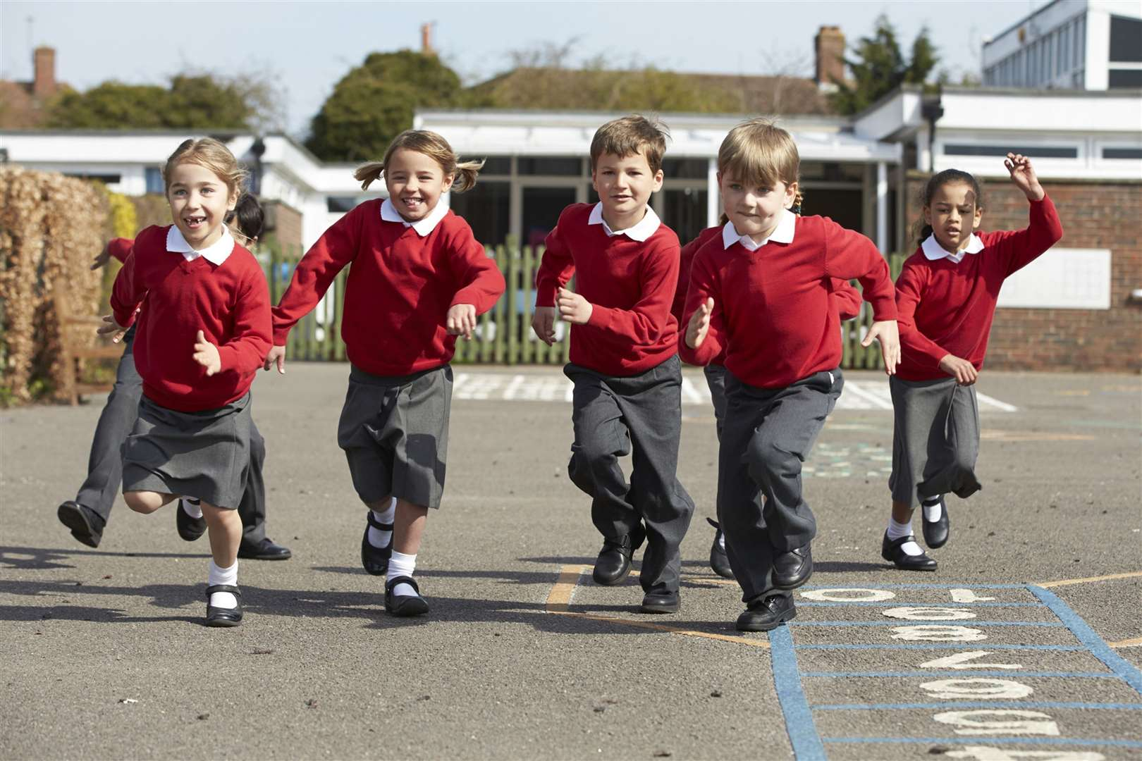 Places for children starting school in September have now been allocated