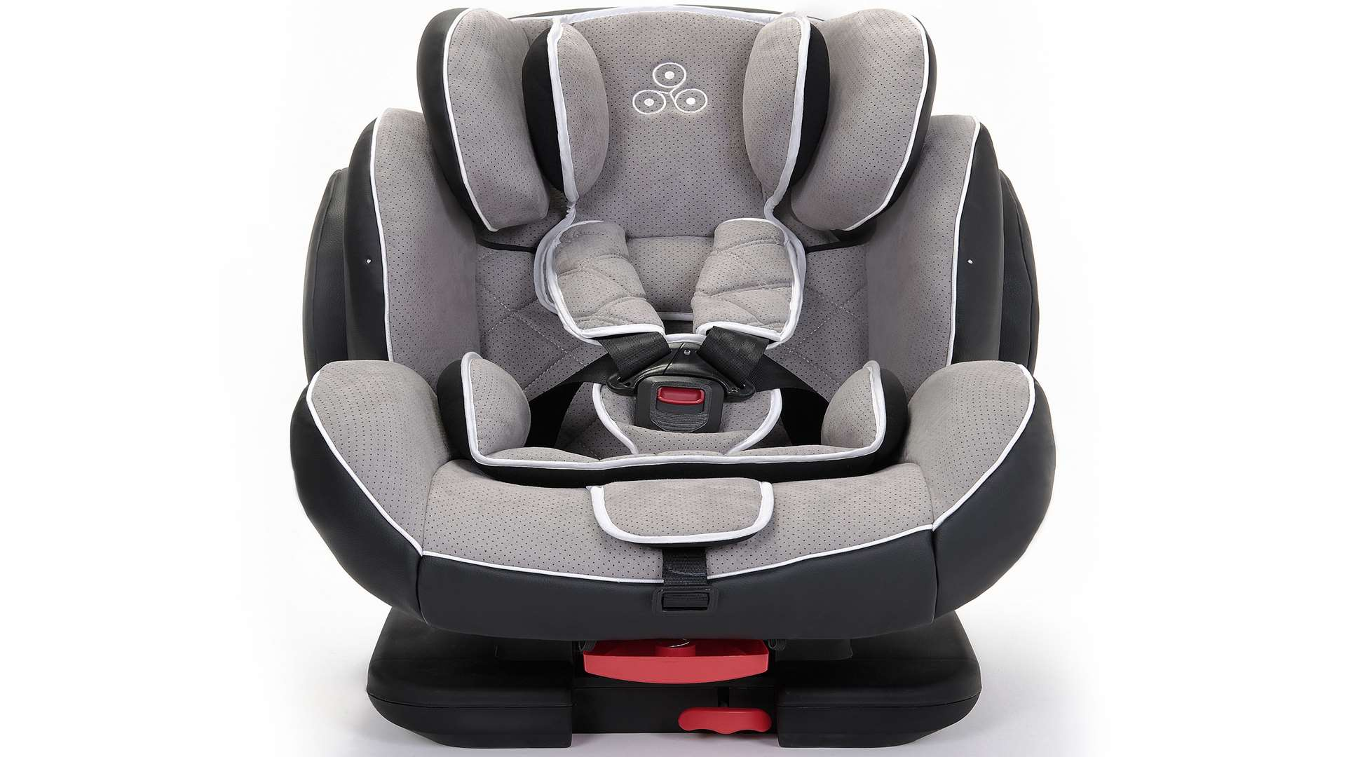 The Ickle Bubba Solar Group 1-2-3 car seat
