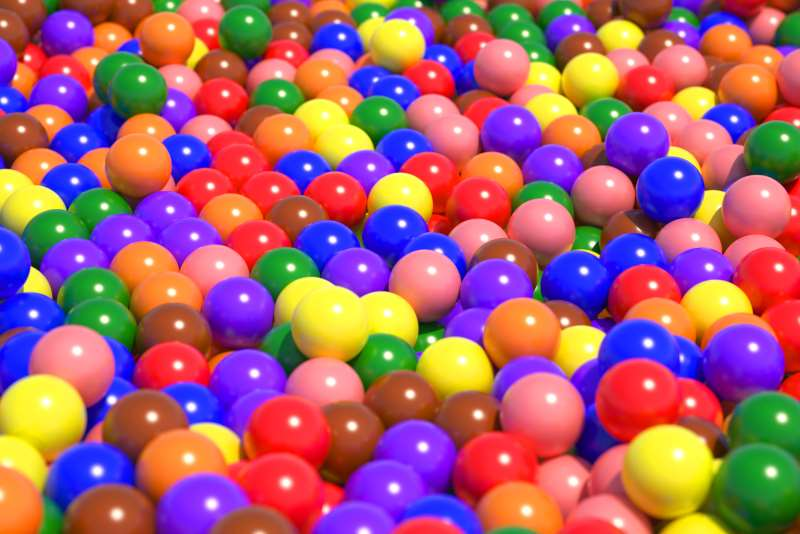 Your kids will have a ball at soft play