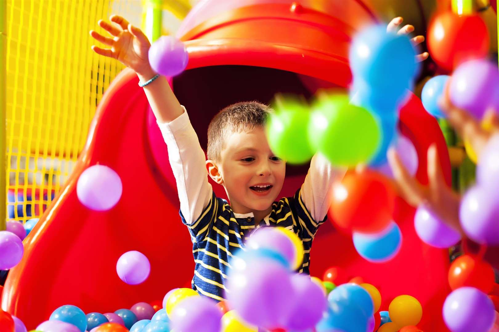 A new soft play area is being introduced