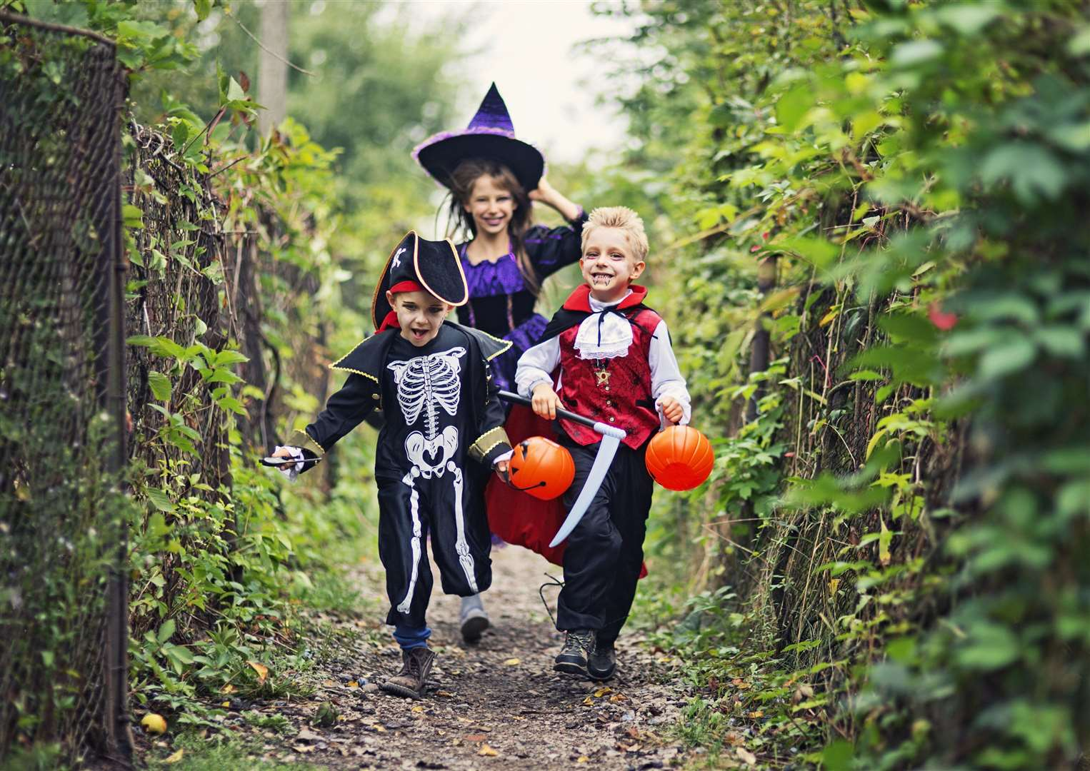 Dig out those fancy dress outfits and head out to an event in Kent