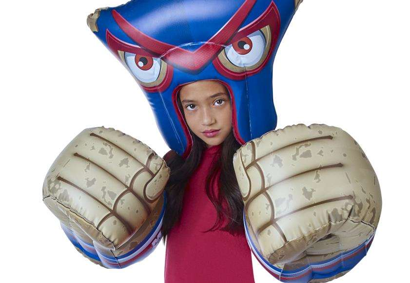 Massive Monster Mayhem Inflatable Bash Armour £17.99