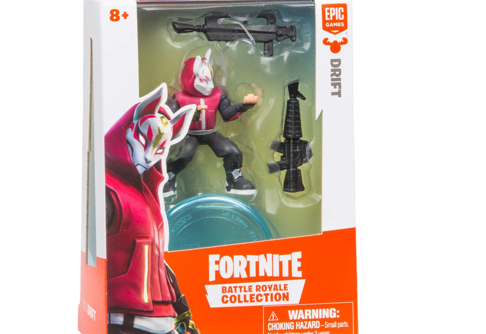 New Fortnite Battle Royale Collection Collectable Toys Go On
