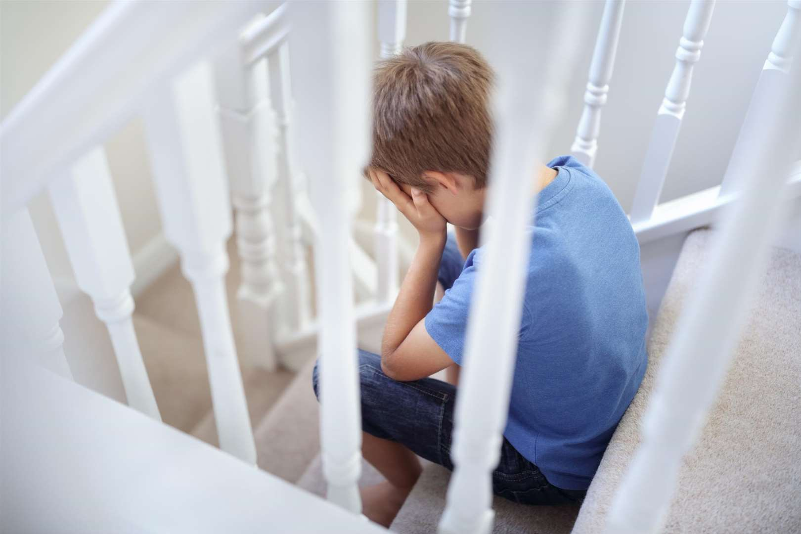 Thousands of children contact Childline to talk about physical abuse