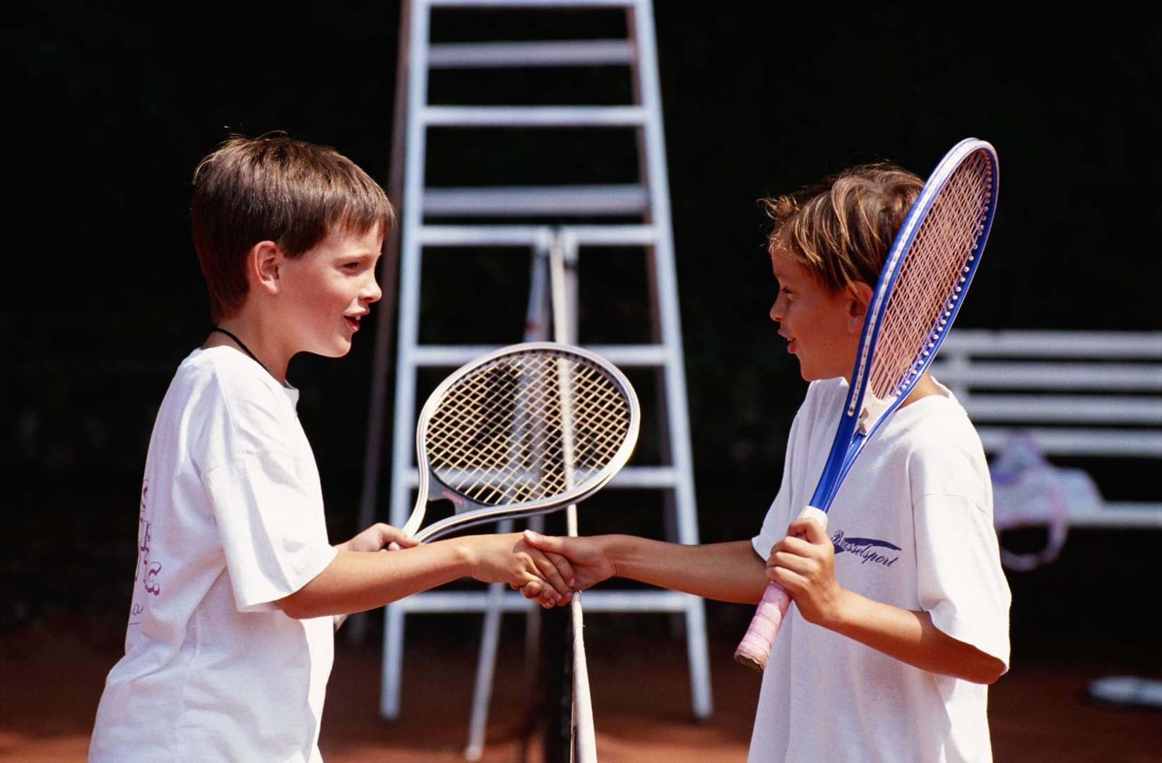 Encourage your child to take up a new sport or hobby to perhaps meet new friends