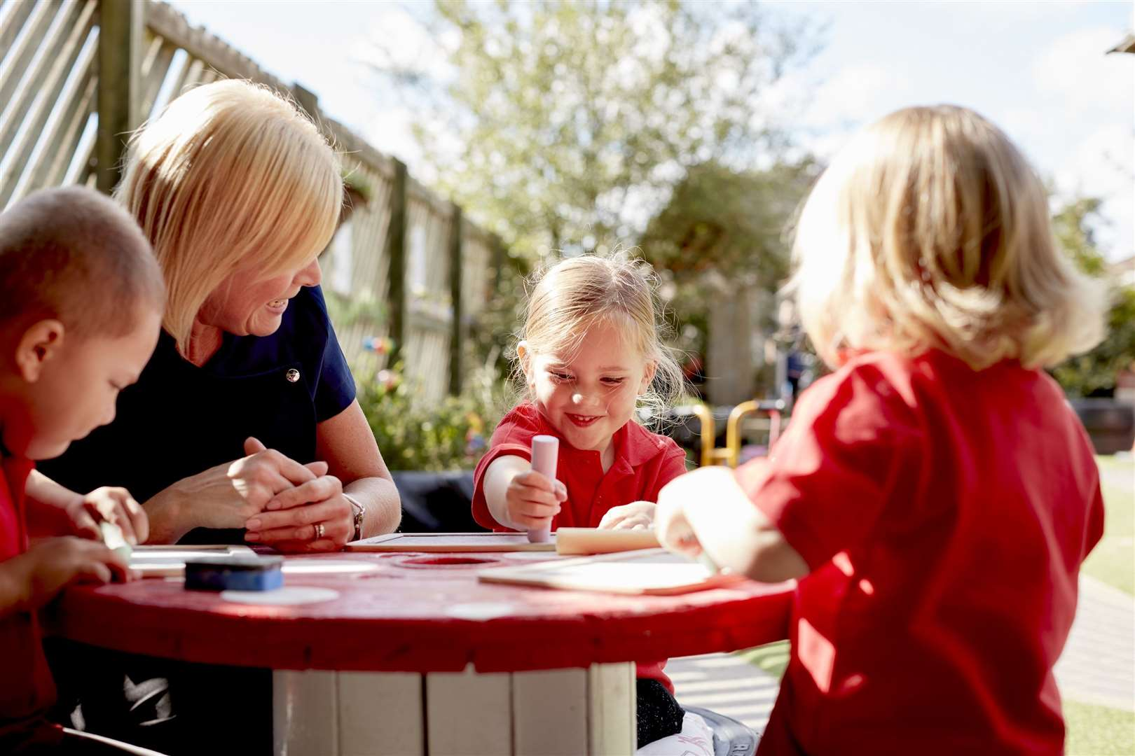 Busy Bees nurseries are open across Kent