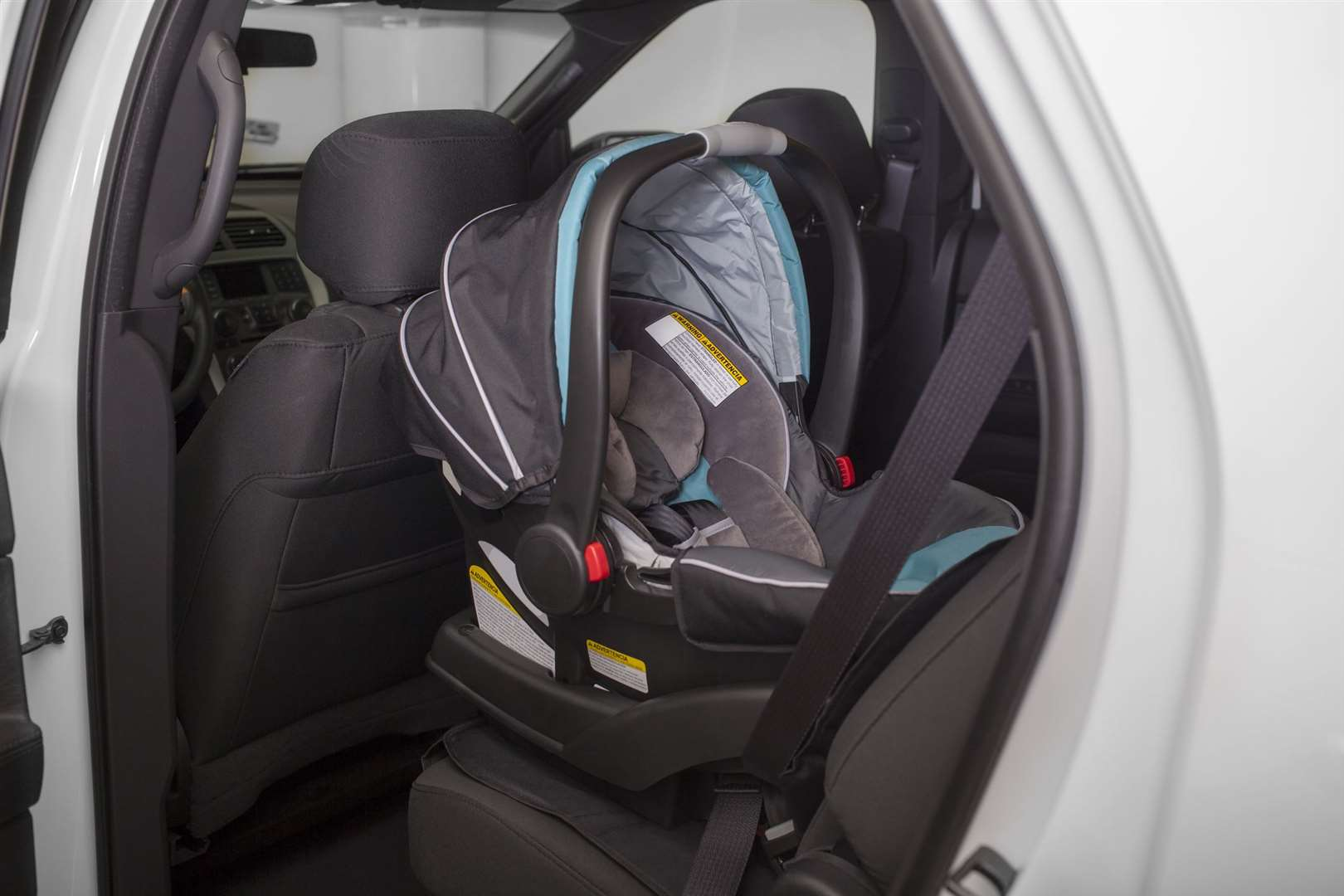 Buying a car seat? Have the seat demonstrated in your car before you purchase