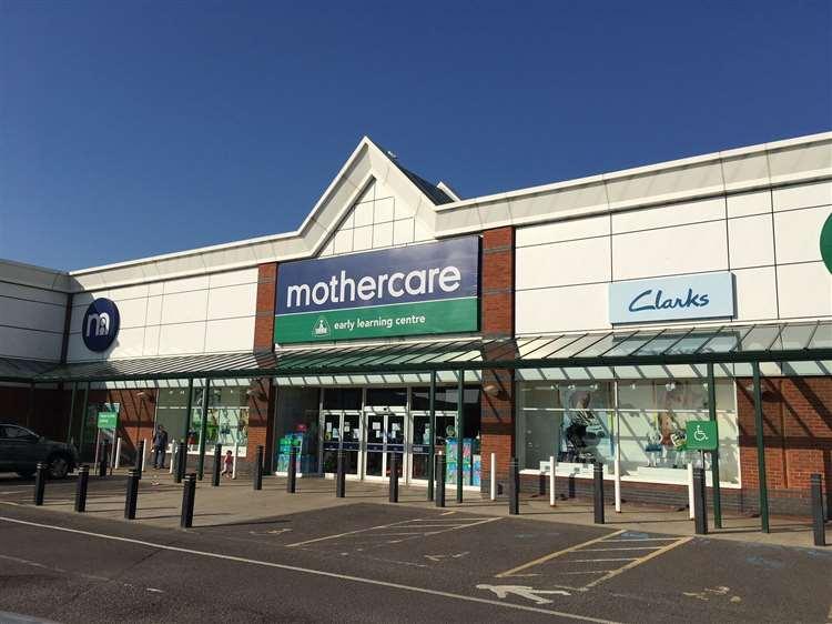 conspiración insecto tal vez  Mothercare closing down sale begins at Canterbury, Bluewater and Orpington