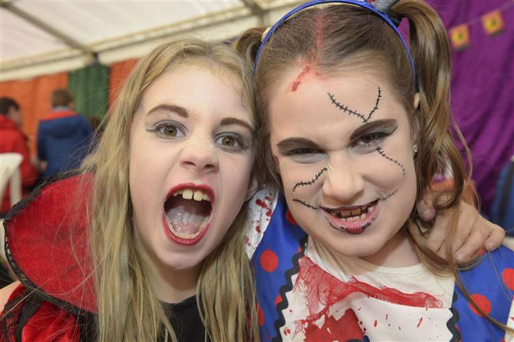Halloween events in Kent for 2019 including at Kent Life