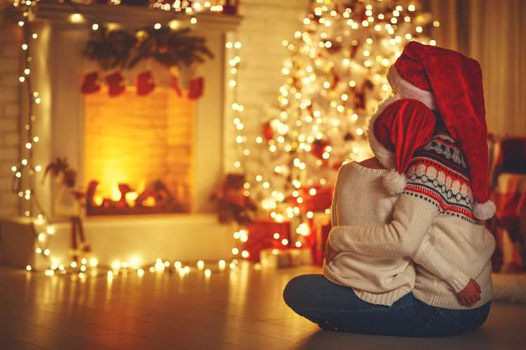 encouraging your children to sleep over christmas can be one of the more demanding evening jobs - How To Go To Sleep On Christmas Eve