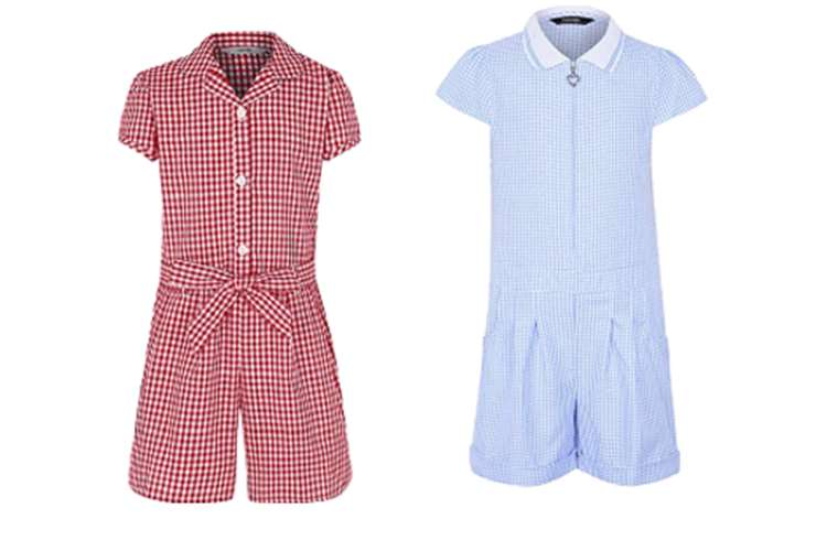 3041ab194a9 Sales of the playsuit have rocketed says George at Asda