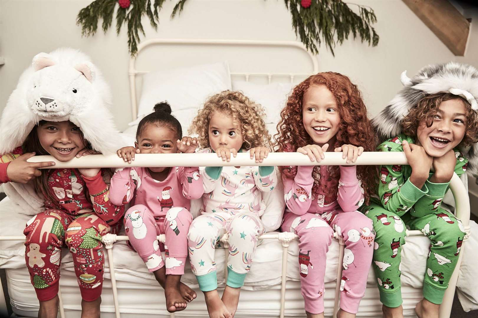 Next has a wide range of Christmas pyjamas from £10