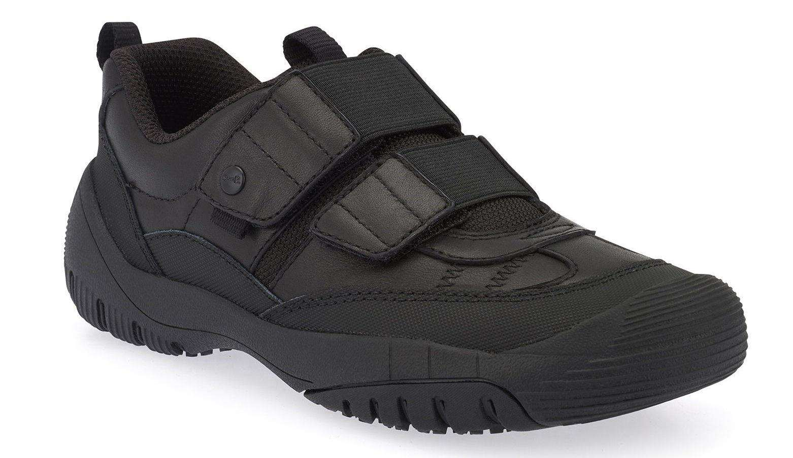 d250afd5ea Fearless Leather Riptape Active School Shoes, £52.99, Start-Rite