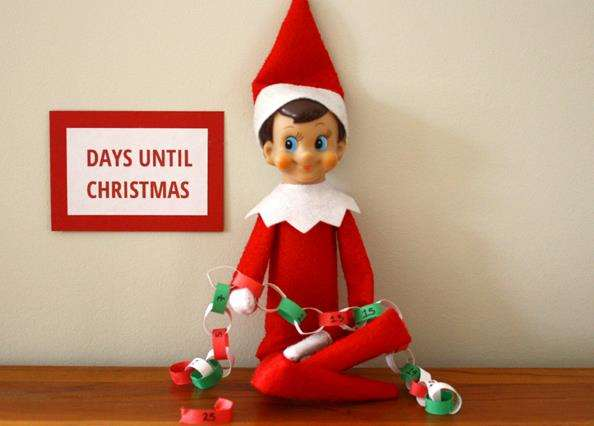 Elf on the shelf, advent calendars and a panto trip signal the start of Christmas for bloggers Our Kent Family