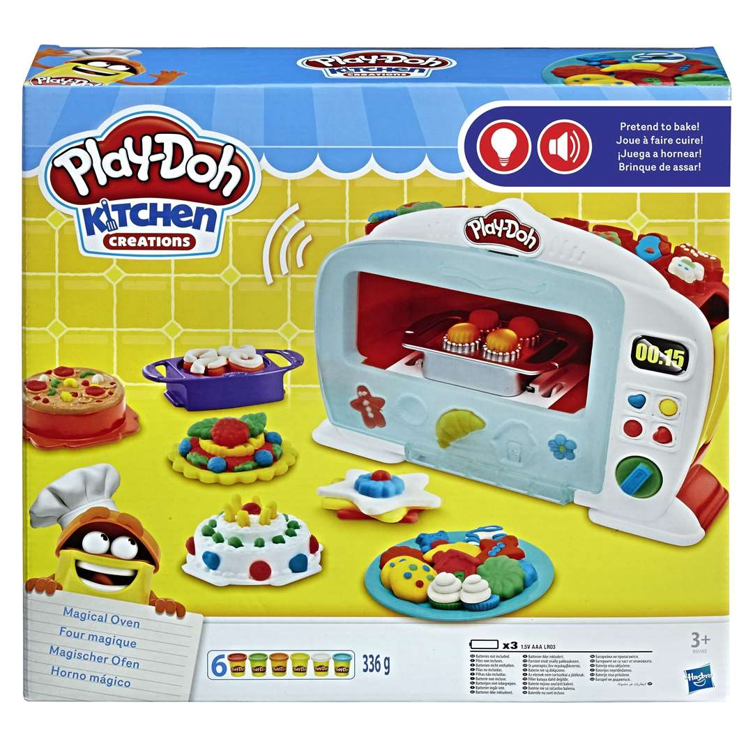 Play-Doh Kitchen Magical Oven
