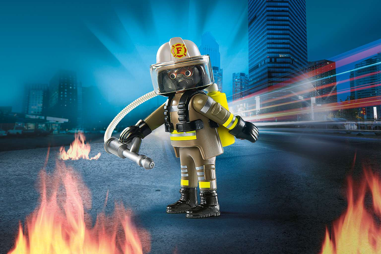 Firefighter for PLAYMO-Friends