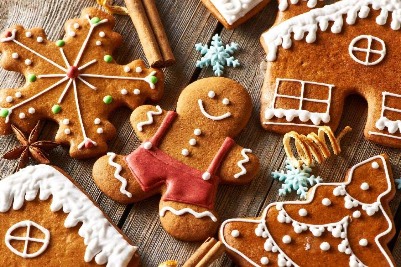 Our Christmas gingerbread recipe is perfect for children to make