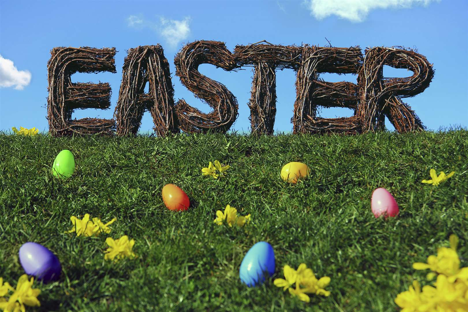 There are lots of events taking place over Easter in Kent