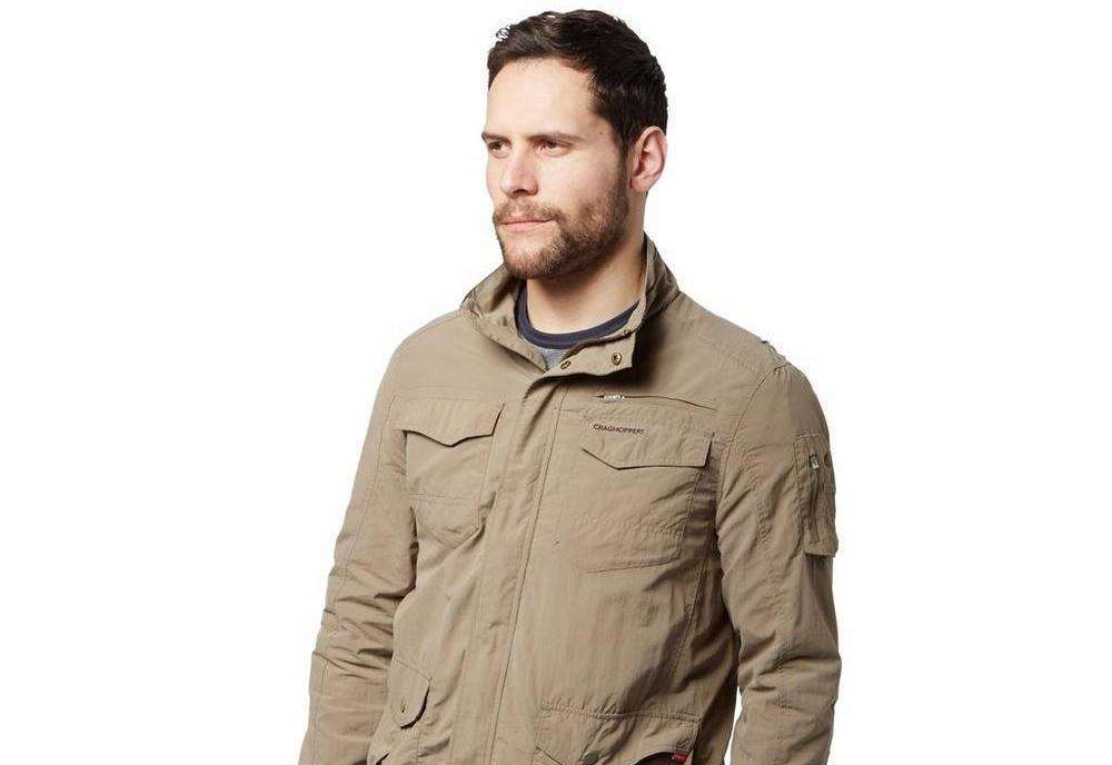 This Craghoppers Men's Nosilife Adventure Jacket is on offer for £60.
