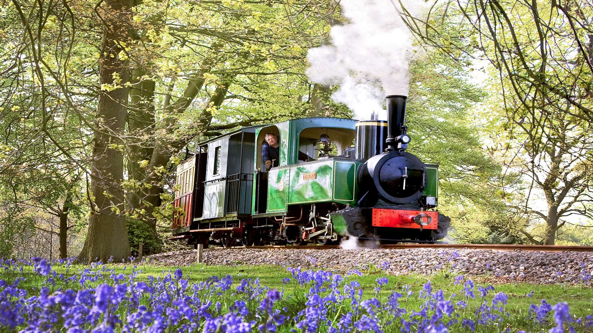 Bredgar and Wormshill Light Railway. Picture: Alan Crotty alan-crotty@tiscali.co.uk