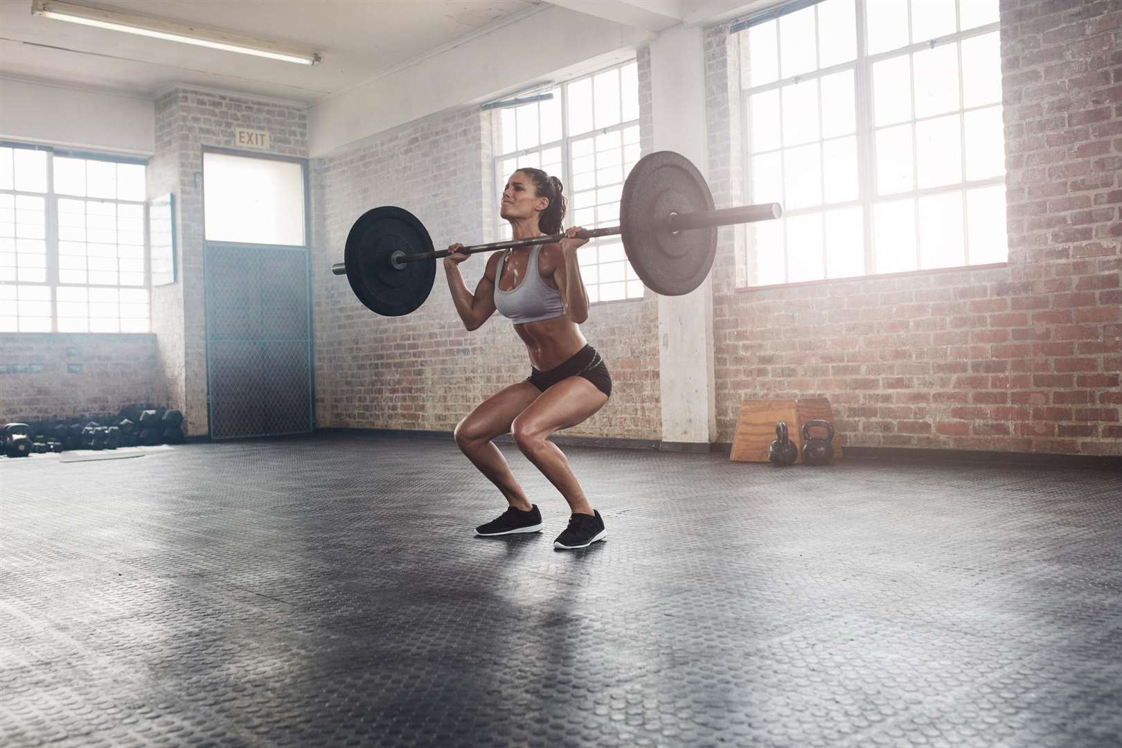 A growing number of women are curious about trying weight training