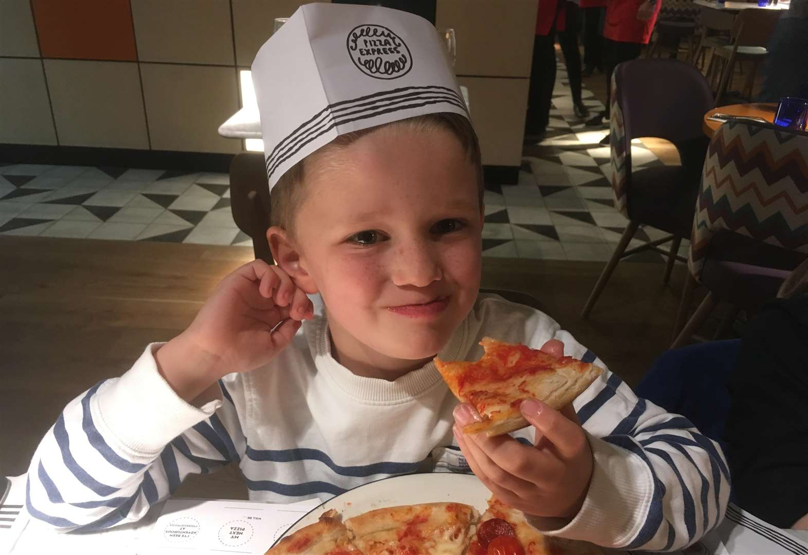 Pizza Express At Bluewater Greenhithe Shows Our Kent Family