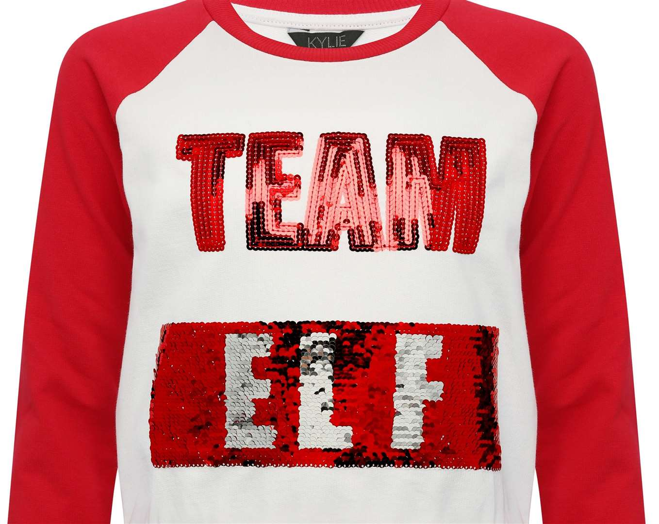 What kid doesn't want to be part of Team Elf? Sign them up to the squad at M&Co where this jumper is £18 for wannabe elves aged nine to 13.