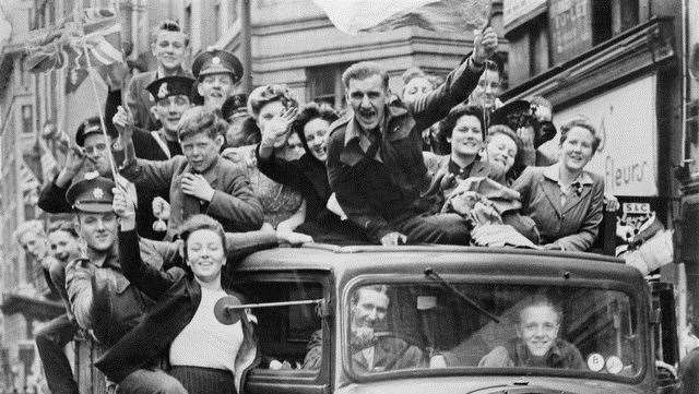 VE Day celebrations have been affected by the coronavirus outbreak