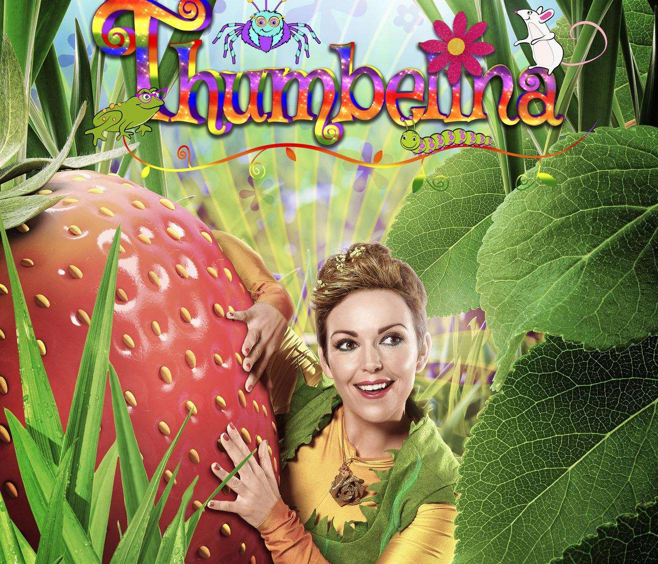 Thumbelina is coming to cinemas for the first time