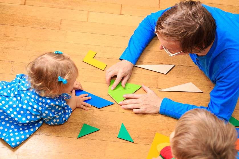 Nurseries are struggling financially, it's claimed. Stock image